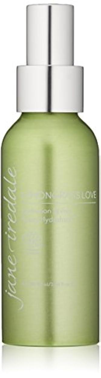 ホームレス誇大妄想誤解するジェーンアイルデール(jane iredale) レモングラス ラブ ハイドレーションミスト 化粧水 90ml