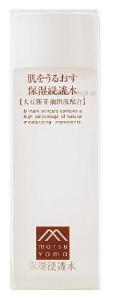 苦しむ乗り出す繊毛M-mark 肌をうるおす保湿浸透水120ml