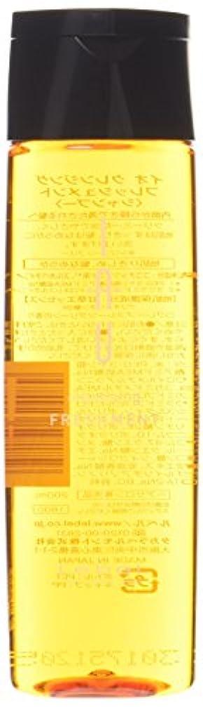 曲のホスト曲線ルベル イオ クレンジング フレッシュメント シャンプー 200ml