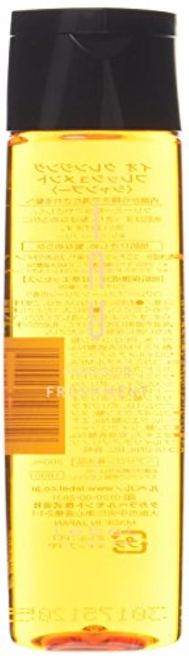 長方形有害な蒸留ルベル イオ クレンジング フレッシュメント シャンプー 200ml