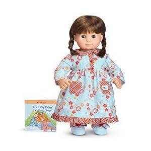 American Girl (アメリカンガール) Bitty Baby Twin Crazy Daisy Nightie Set ドール 人形 フィギュア(並行輸入)