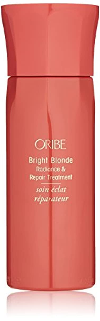 コンベンション言語乳Bright Blonde Radiance and Repair Treatment