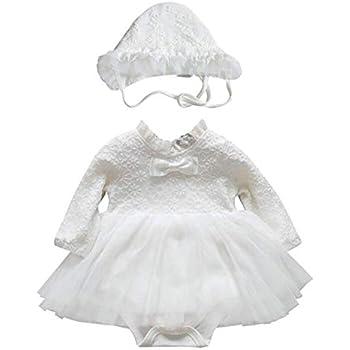12f7668a8e8f4 S Mベビー服新生児女の子ドレスbabyロンパース結婚式フォーマルセレモニー女の子カバーオール幼児