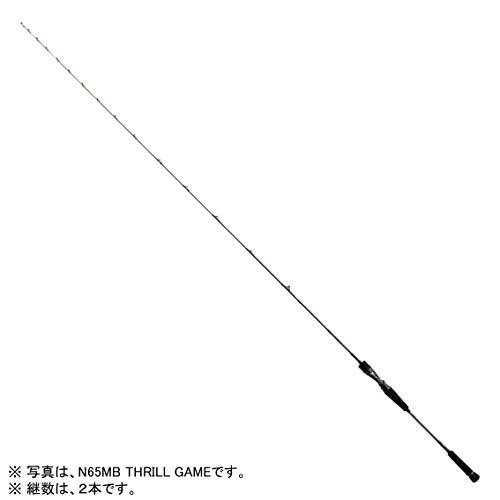 ダイワ(DAIWA) タイラバロッド ベイト 紅牙 EX AGS N70MLB THRILL GAME タイラバ 釣り竿