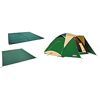 コールマン(Coleman) テント タフワイドドーム4 300 スタートパッケージ 5〜6人用 2000031859