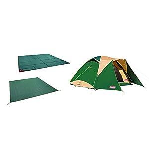 Coleman(コールマン) テント タフワイドドーム4/300スタートパッケージ [5~6人用] 2000031859