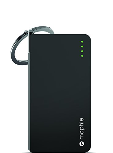 mophie Powerstation Reserve with Lightning Connector for iPhone (1,300mAh) - Black by mophie