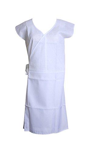 ハセガワ 浴衣 ゆかた用 スリップ 肌着 夏肌襦袢 フリーサイズ (フリー)