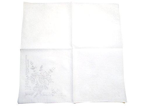 スワトー刺繍ハンカチーフ sw-307