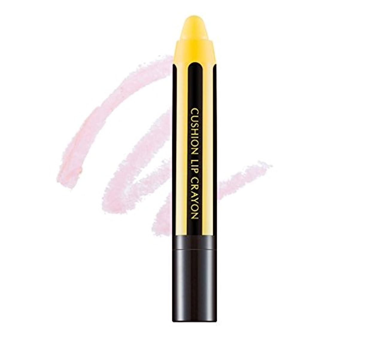 倫理レパートリー旅行者[New] MISSHA Cushion Lip Crayon (#YPK01 : Lemon soda)/ミシャ クッション リップ クレヨン (#YPK01 : Lemon soda)
