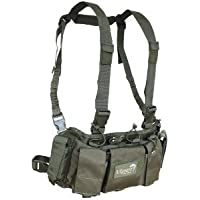 Viper Special Ops Chest Rig – グリーンby Viper