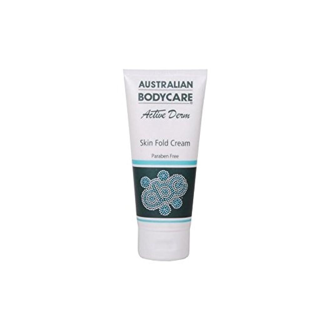 文芸遠征思春期Australian Bodycare Active Derm Skin Fold Cream (100ml) (Pack of 6) - オーストラリアのボディケアアクティブダーム皮膚のひだクリーム(100ミリリットル...