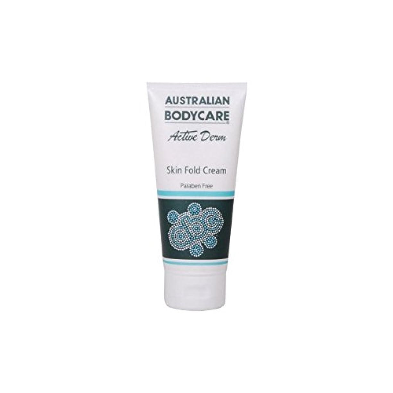 実際予言するジュラシックパークAustralian Bodycare Active Derm Skin Fold Cream (100ml) (Pack of 6) - オーストラリアのボディケアアクティブダーム皮膚のひだクリーム(100ミリリットル...