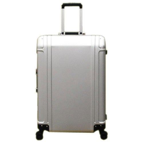[ゼロハリバートン]ZERO HALLIBURTON スーツケース ZR-Geo 26インチ 4輪キャリーケース シルバー ZRG26-SI/94008-05 [並行輸入品]