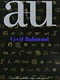 Cecil Balmond―a+u Special Issue(エー・アンド・ユー臨時増刊)