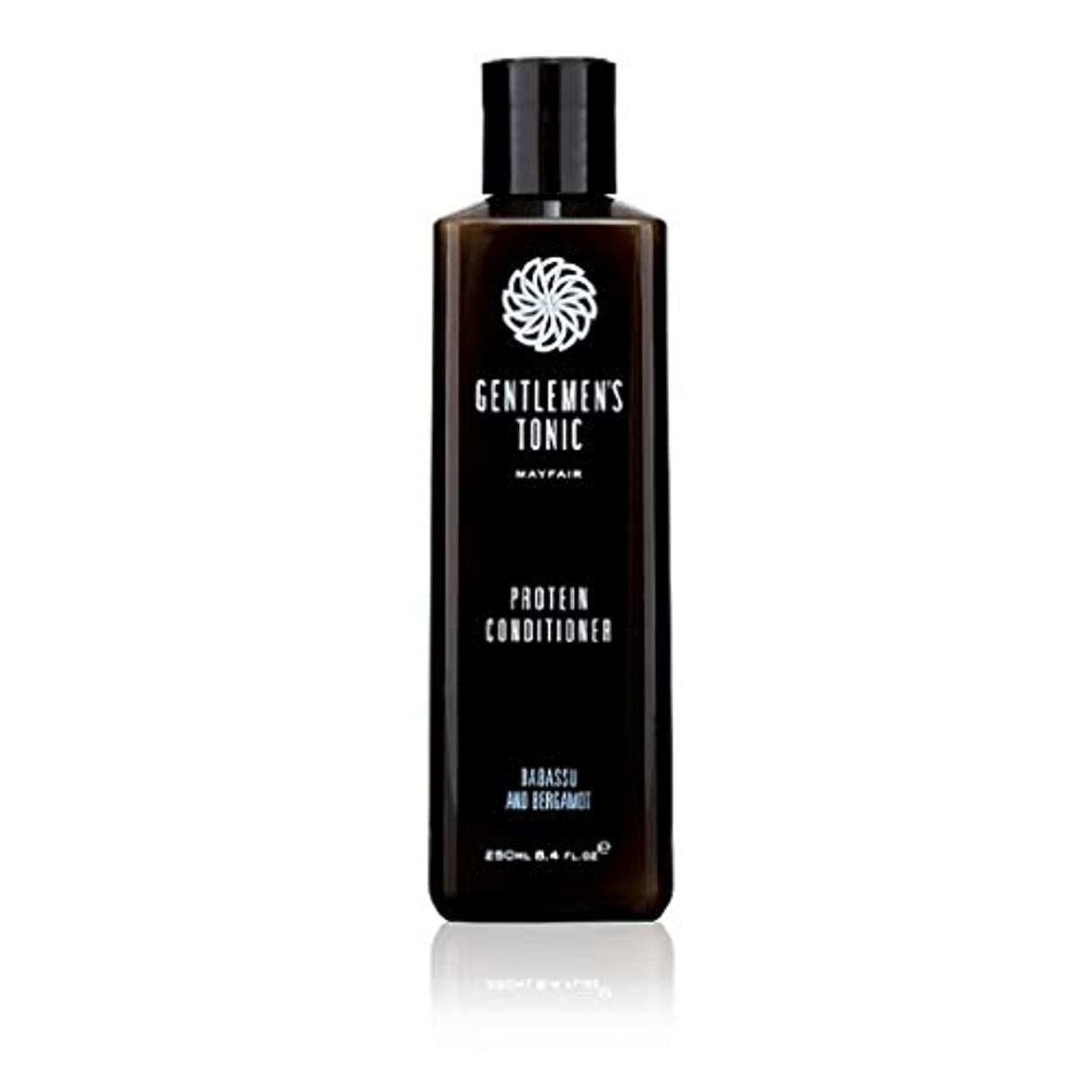 ローラー送る騒々しいGentlemen's Tonic Protein Conditioner 250 ml