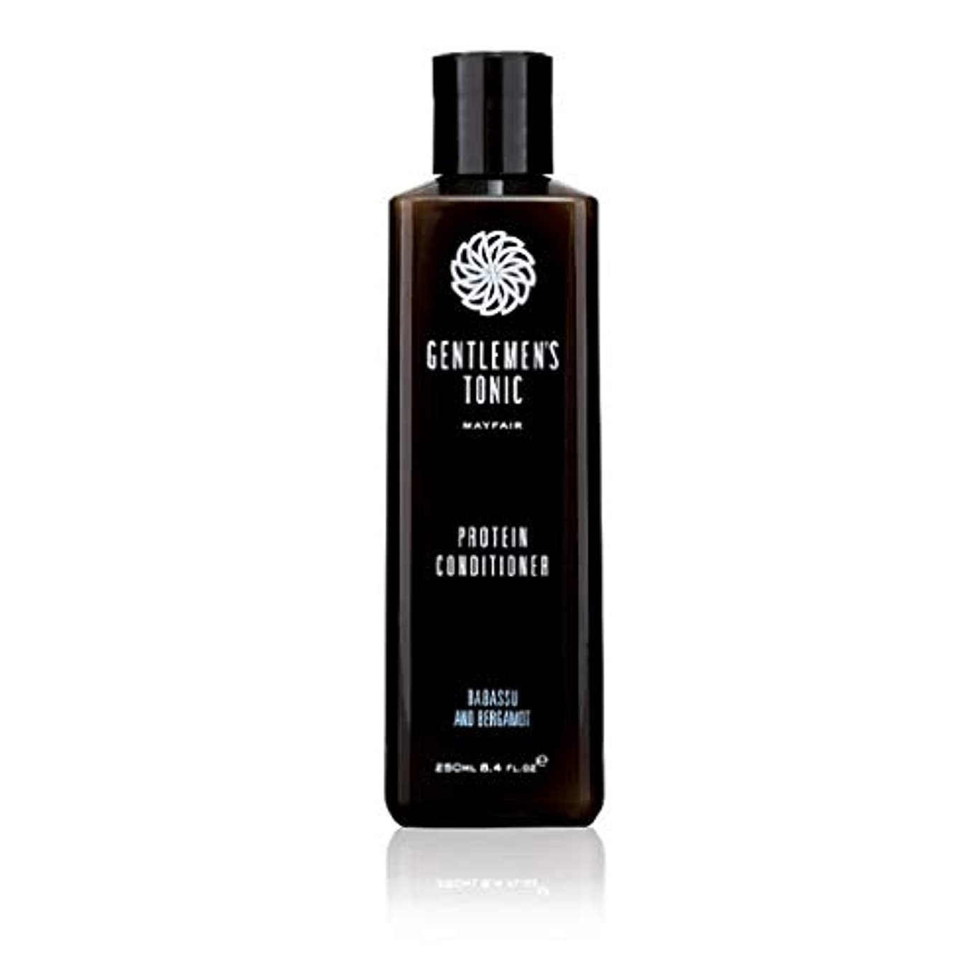不良メッセンジャー期間Gentlemen's Tonic Protein Conditioner 250 ml