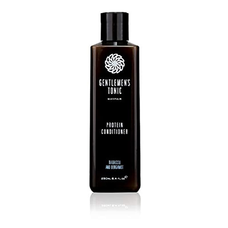 復讐独裁ラダGentlemen's Tonic Protein Conditioner 250 ml