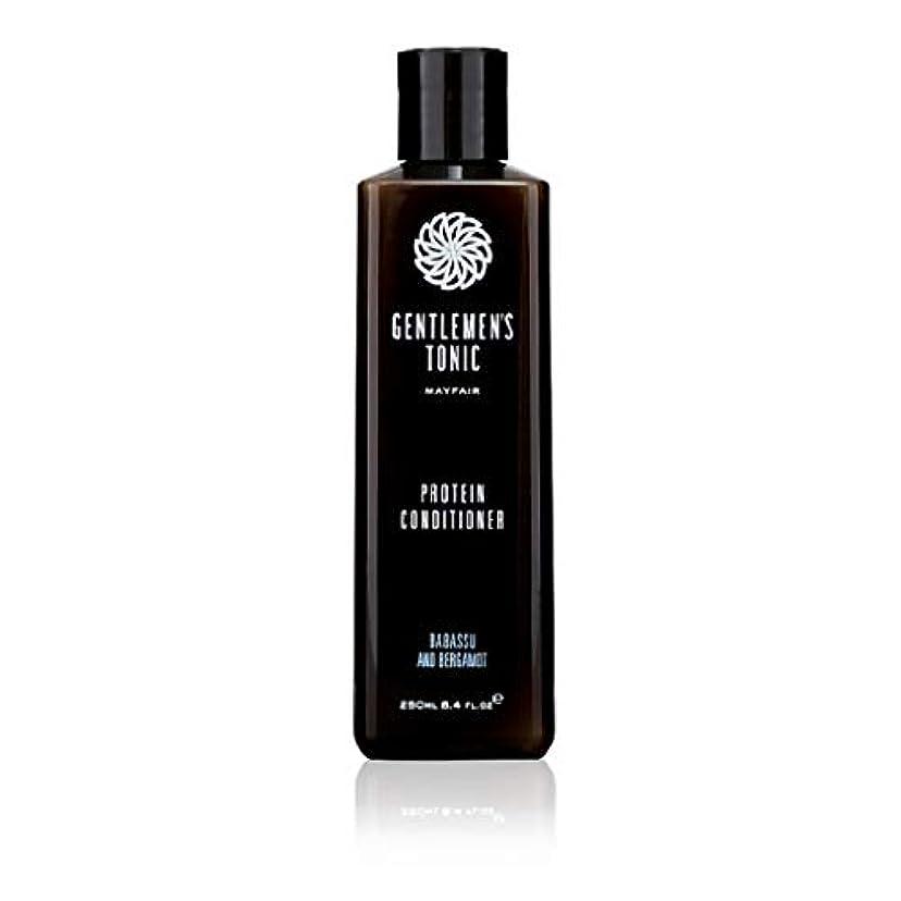湿ったディーラー影響Gentlemen's Tonic Protein Conditioner 250 ml