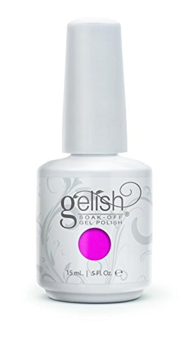 闇実験室気味の悪いHarmony Gelish Gel Polish - Tag, You're It - 0.5oz / 15ml