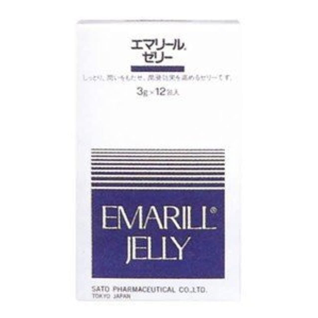 比較的スカルク割合【佐藤製薬】エマリール ゼリー 3g×12包
