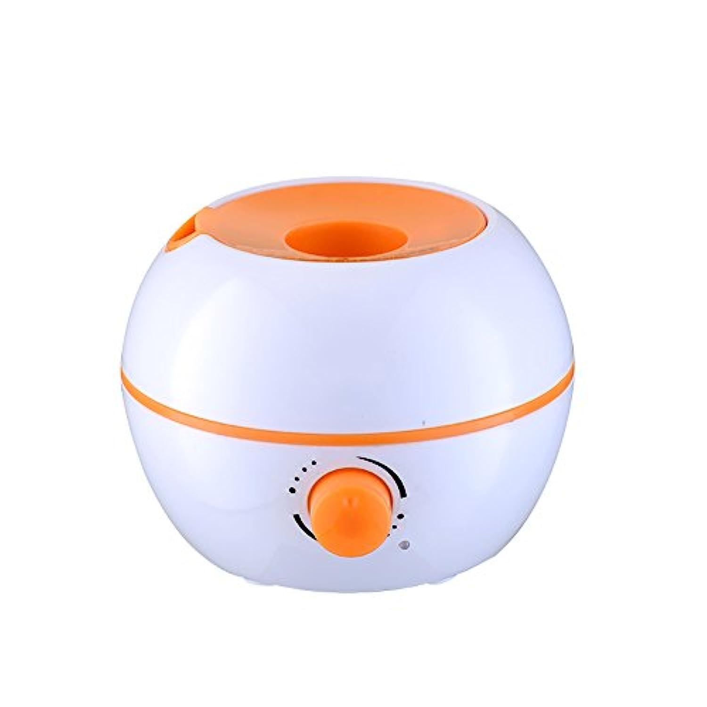 QFFL jiashiqi 加湿器/陰イオン/空気浄化/消音/乾燥防止燃焼/省エネ/大型フォグボリューム加湿器(3色展開可)(130 * 130 * 100mm) (色 : Orange)