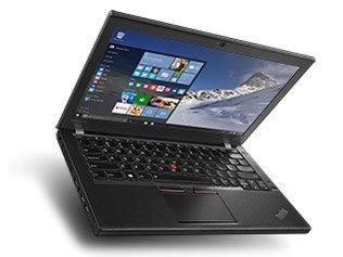 レノボ・ジャパン Lenovo ThinkPad X260 Core i5-6300U/メモリー 8GB/SSD 128GB/Windows 10 Pro 64bit (日本語版)
