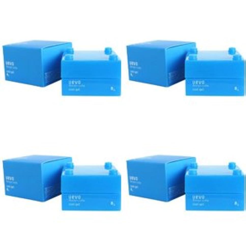 おめでとう系統的基礎【X4個セット】 デミ ウェーボ デザインキューブ クールジェル 30g cool gel DEMI uevo design cube