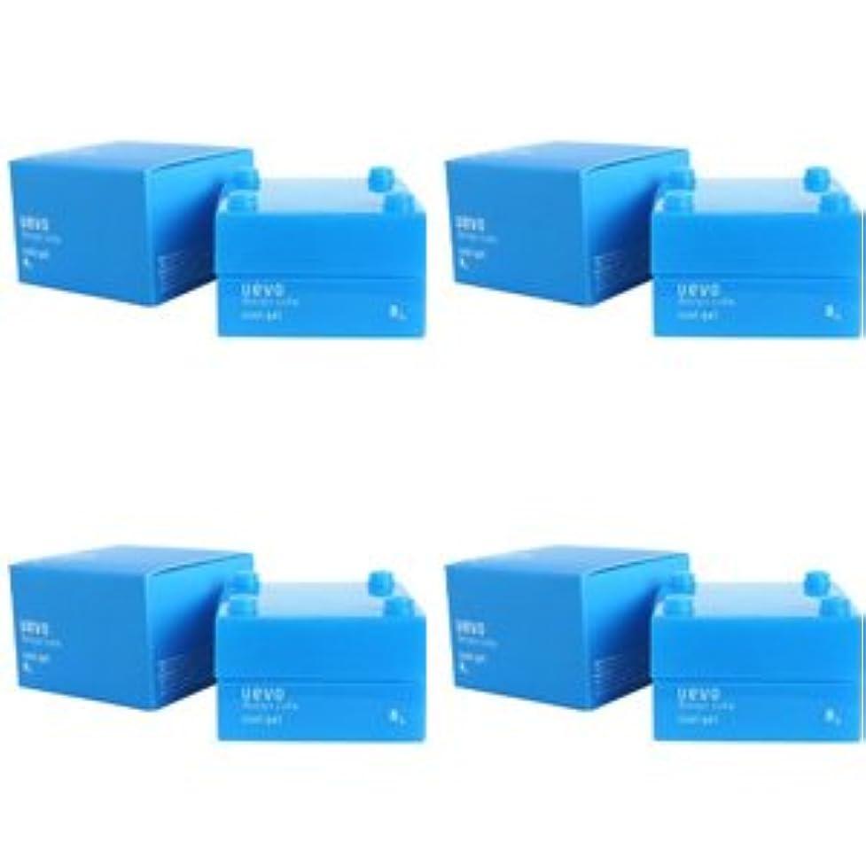 【X4個セット】 デミ ウェーボ デザインキューブ クールジェル 30g cool gel DEMI uevo design cube