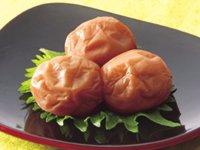 紀州みかん蜂蜜入り梅干1.0kg【塩分約5%】