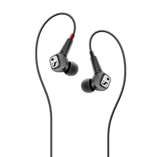 ゼンハイザー カナル型イヤホン 耳かけ式/低音域調整機能 【国内正規品】 IE 80 S