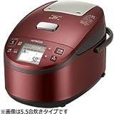 日立 炊飯器 圧力IHスチーム 打込み鉄釜 1升 RZ-YV180M R