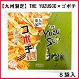 【九州限定】THE YUZUSCO×ゴボチ