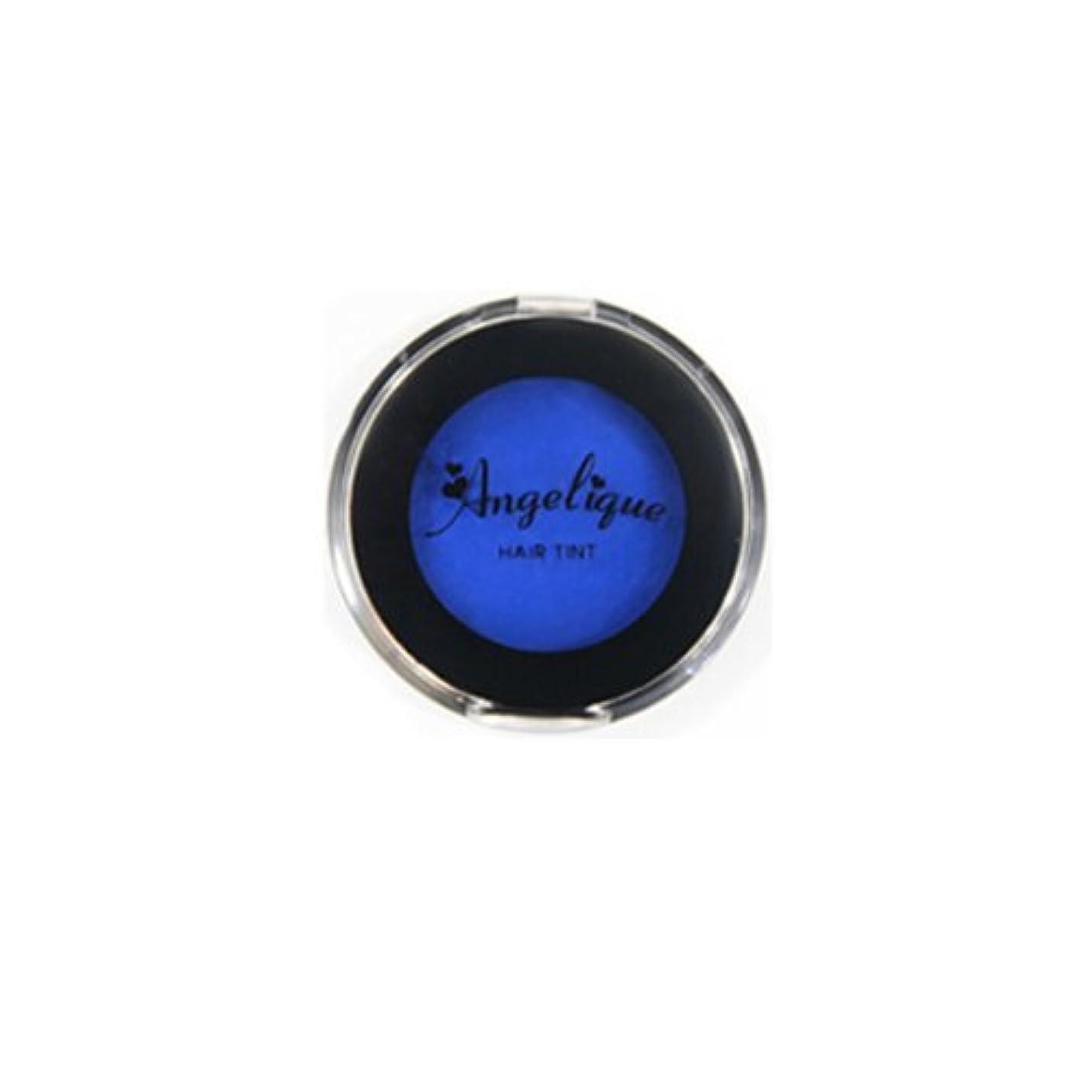 贅沢追記限界Angelique(アンジェリーク) ヘアチョーク ティント TINT ヘアカラーチョーク パウダータイプ ブルー