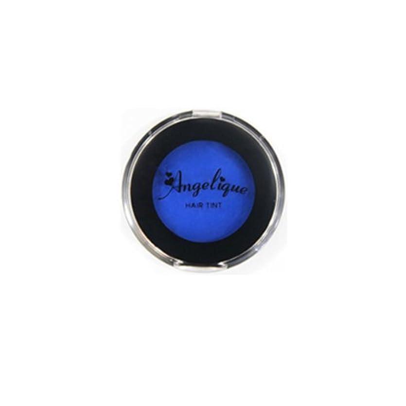 共感する奨励複雑Angelique(アンジェリーク) ヘアチョーク ティント TINT ヘアカラーチョーク パウダータイプ ブルー