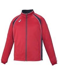 asics アシックス トレーニングジャケット XAT148-23 男女兼用 お取り寄せ商品 サイズ:XO