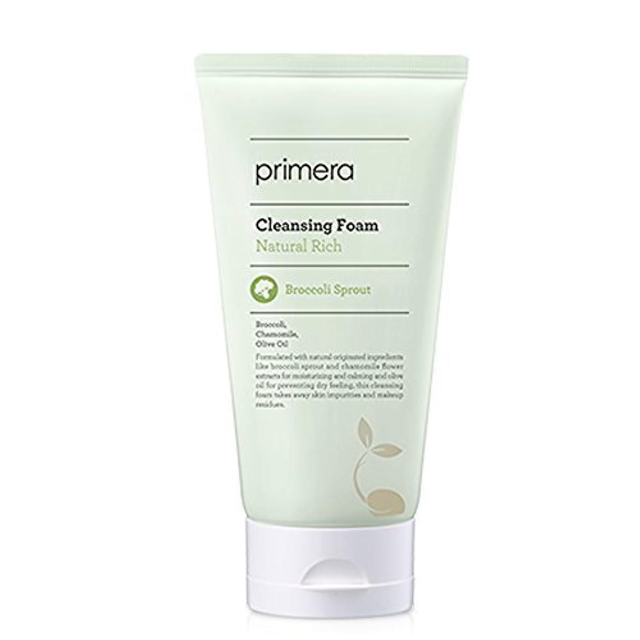 ホーム用量援助するPrimera Technology [プリメーラ]自然の豊かなクレンジング フォーム 150 Ml [並行輸入品]