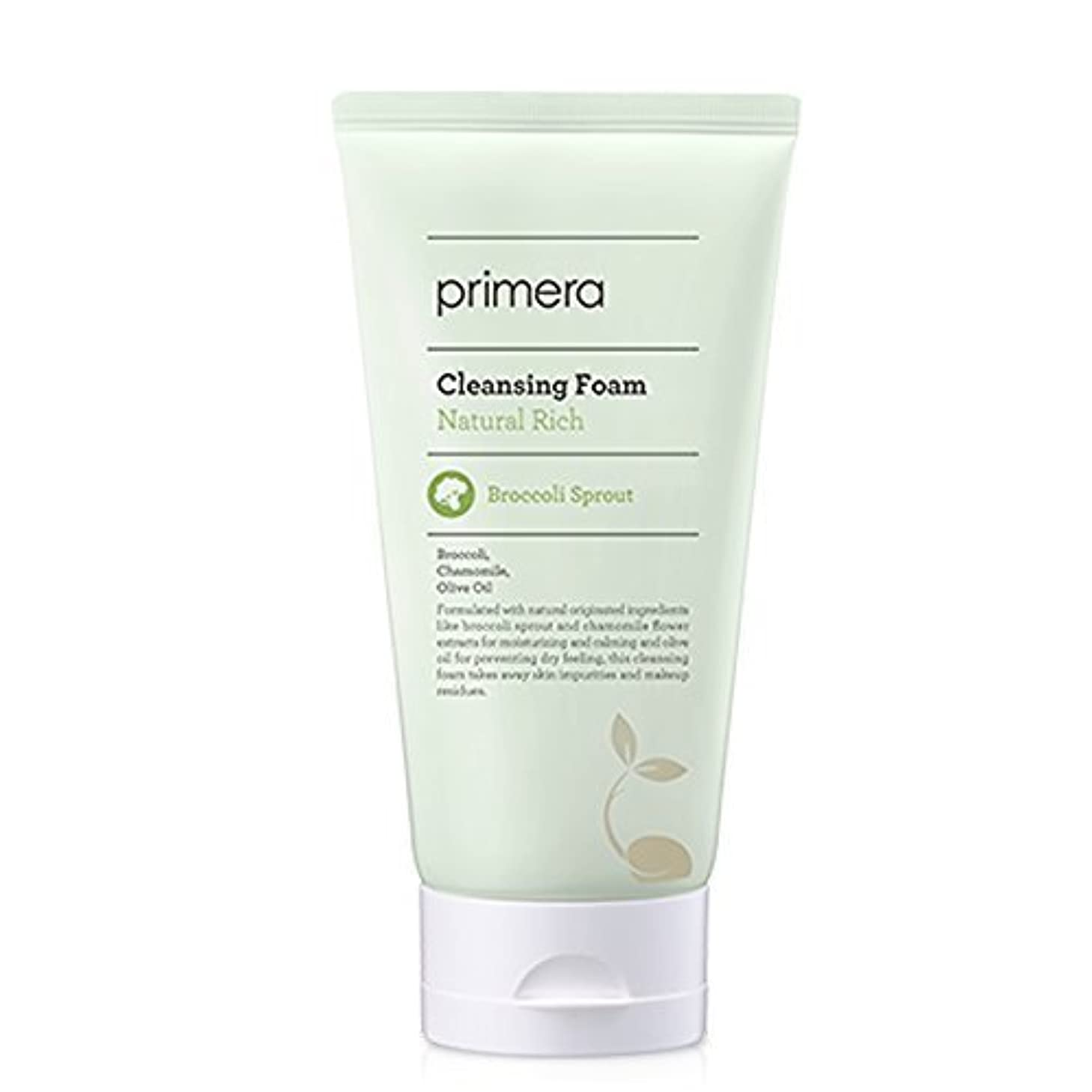 トレイ残忍な理容師Primera Technology [プリメーラ]自然の豊かなクレンジング フォーム 150 Ml [並行輸入品]