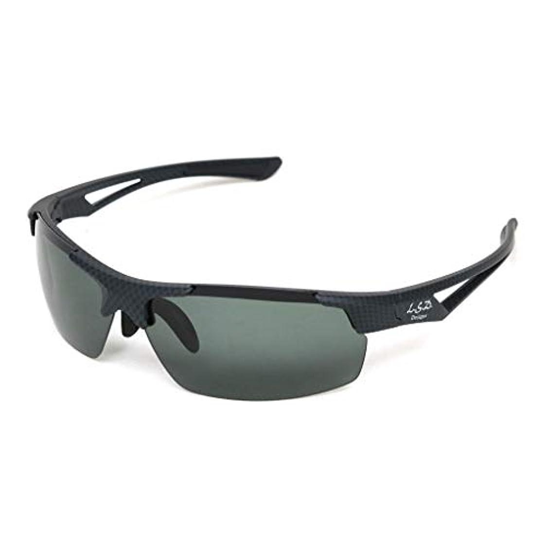 海嶺スーパー内訳L.S.D.Designs ネオウイング エクストラエッジ 偏光グラス サングラス UVカット率99.9% 釣り ドライブ