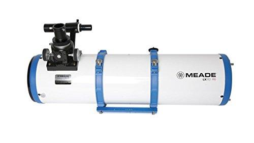 MEADE 天体望遠鏡 LX70-150 鏡筒のみ 反射式 放物鏡面 口径150mm 焦点距離750mm ホワイト 602119