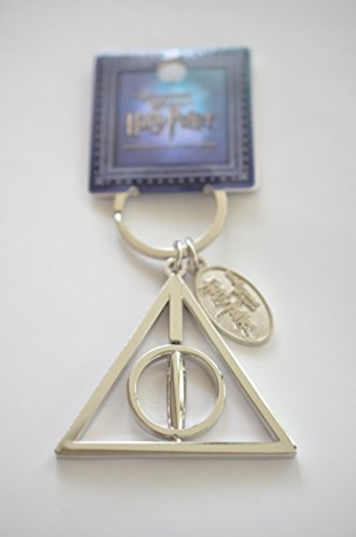 死の秘宝 キーホルダー USJ 公式 限定 商品 グッズ 「ザ ウィザーディング ワールド オブ ハリー ポッター The Wizarding World of Harry Potter」