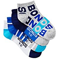 Bonds Kids Fashion Trainer Socks (4 Pack)