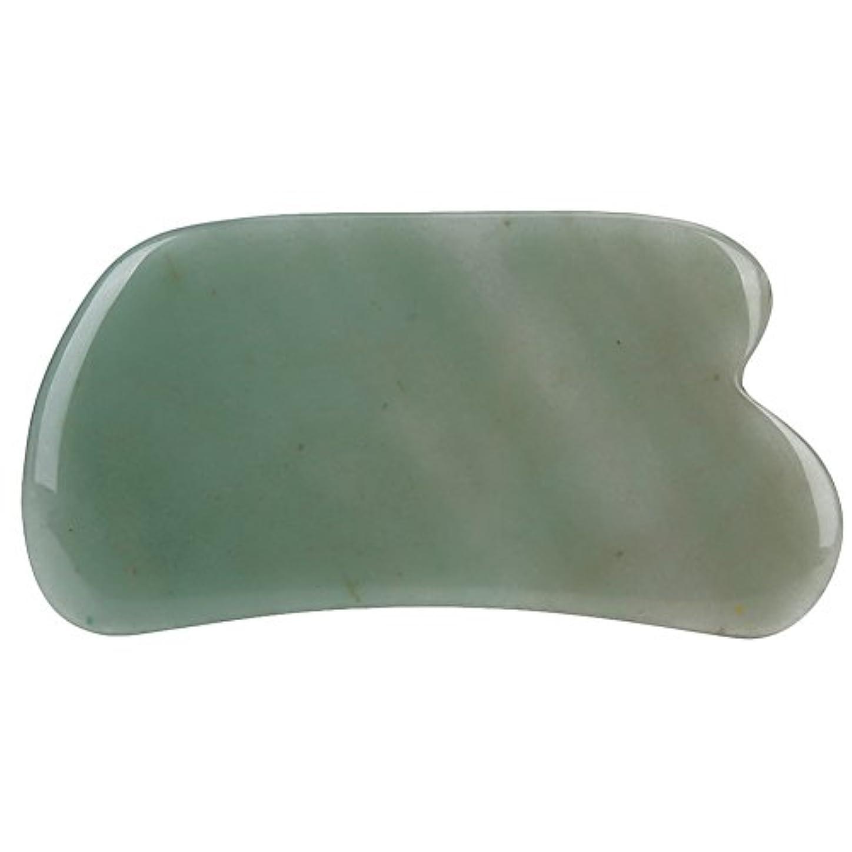 メディア肘掛け椅子難しいTerGOOSE かっさプレート ローズクォーツ 天然石 かっさマッサージ 美顔 顔?ボディのリンパマッサージ カッサマッサージ道具