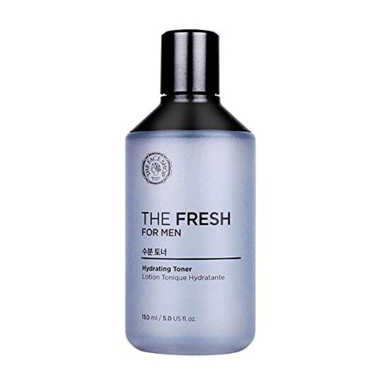 無効にする干渉書士ザ?フェイスショップザ?フレッシュフォーマン水分トナー150mlメンズコスメ、The Face Shop The Fresh For Men Hydrating Toner 150ml Men's Cosmetics [...