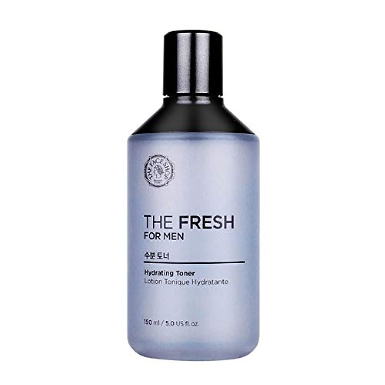 劣る櫛計算するザ?フェイスショップザ?フレッシュフォーマン水分トナー150mlメンズコスメ、The Face Shop The Fresh For Men Hydrating Toner 150ml Men's Cosmetics [...