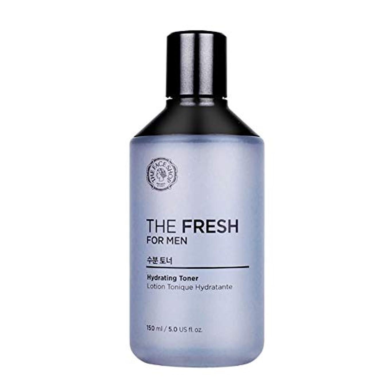 気配りのある危険な疲労ザ?フェイスショップザ?フレッシュフォーマン水分トナー150mlメンズコスメ、The Face Shop The Fresh For Men Hydrating Toner 150ml Men's Cosmetics [...