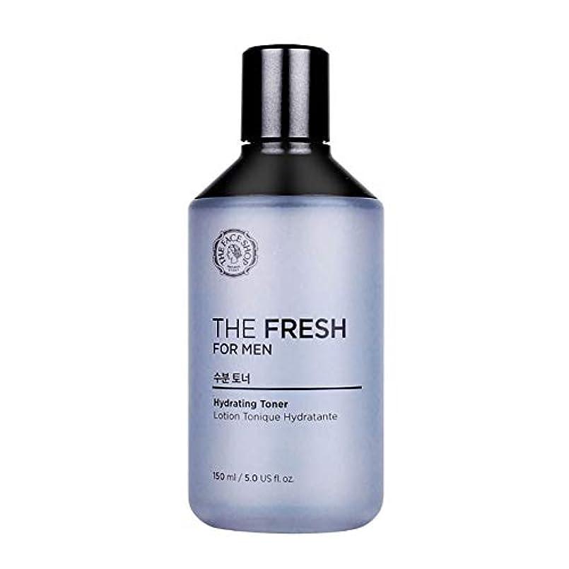 直面するヘルメット拒絶するザ?フェイスショップザ?フレッシュフォーマン水分トナー150mlメンズコスメ、The Face Shop The Fresh For Men Hydrating Toner 150ml Men's Cosmetics [...