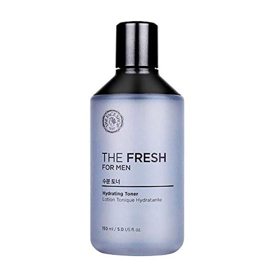 今まで生命体羨望ザ?フェイスショップザ?フレッシュフォーマン水分トナー150mlメンズコスメ、The Face Shop The Fresh For Men Hydrating Toner 150ml Men's Cosmetics [...