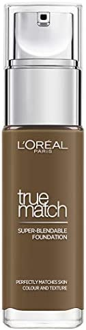 L'Oréal Paris True Match Liquid Foundation - 9.C Deep