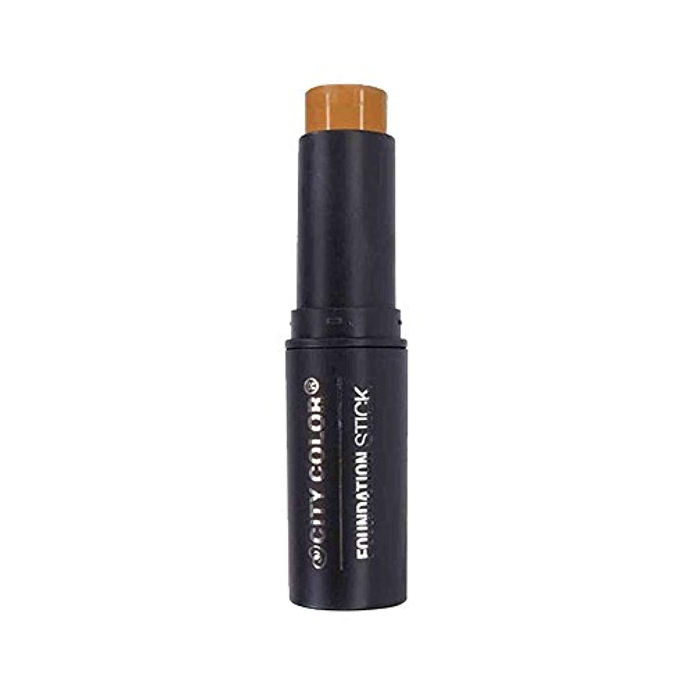 倫理百胆嚢CITY COLOR Foundation Stick - Natural (並行輸入品)